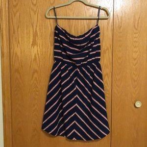 GAP Strapless Dress ~ sz M